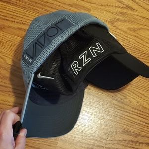 NIKE DRI-FIT VAPOR FITTED CAPS - 2 - S/M - NWOT